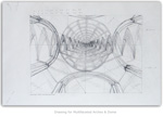 Drawing for Multifaceted Arches & Dome